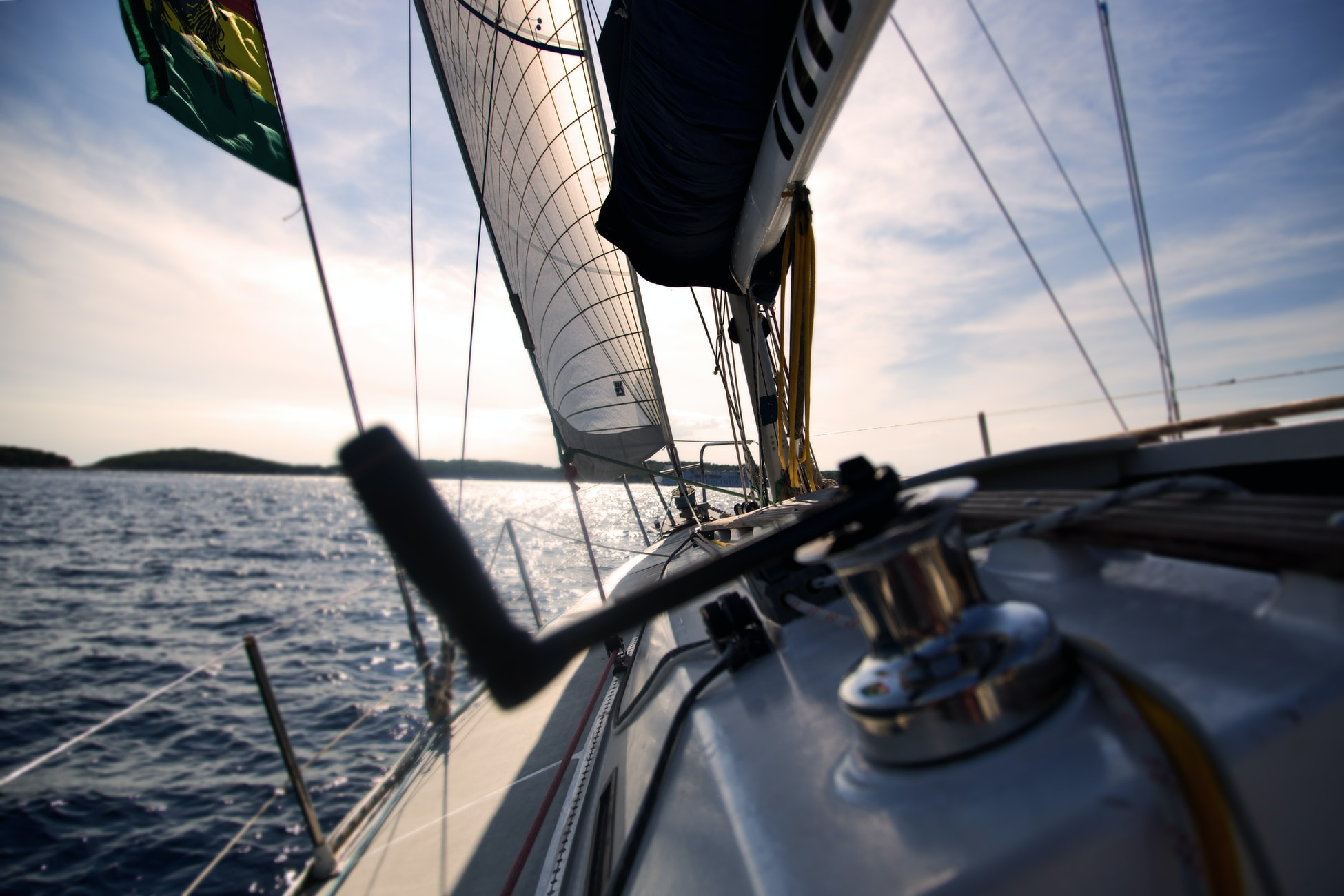 Is your leadership style akin to a sailboat or a speedboat?