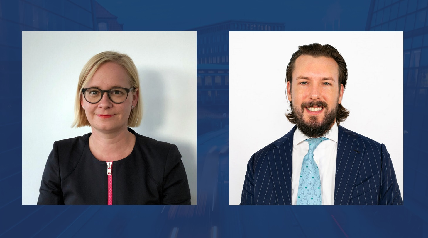 Signium announces Stéphanie Engels and Alexander de Freitas as co-leaders of Technology Practice Group