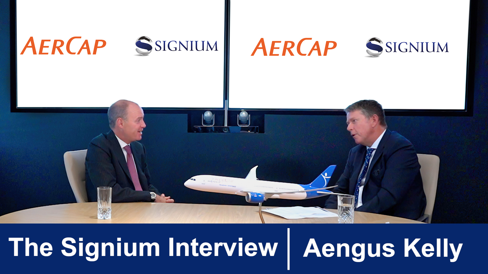 """""""Never run out of cash, never run out of nerve"""" Leadership interview with Aengus Kelly; CEO of the world's largest owner of commercial aircraft"""